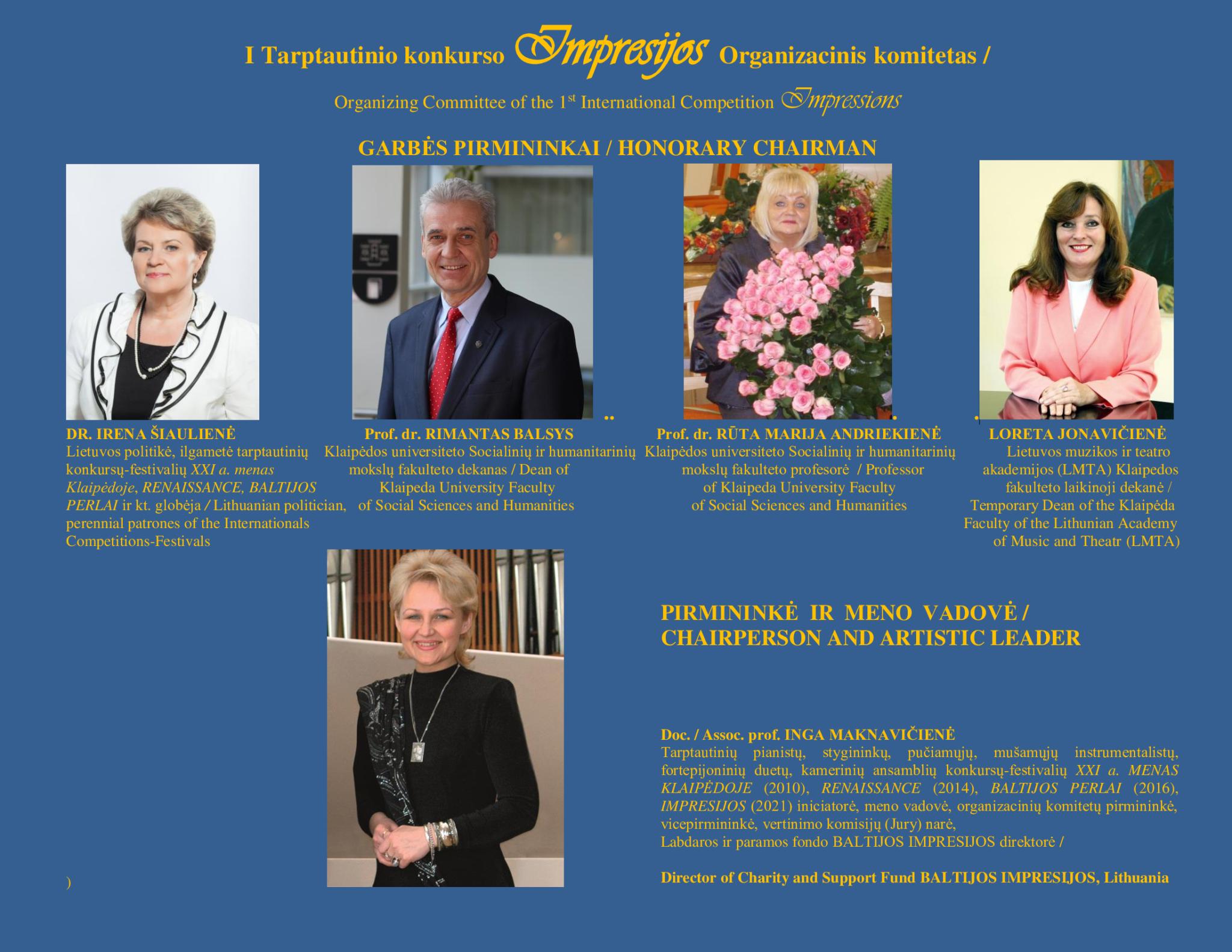 Organizacinis komitetas